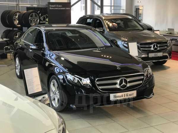 Mercedes-Benz E-Class, 2017 год, 3 590 000 руб.