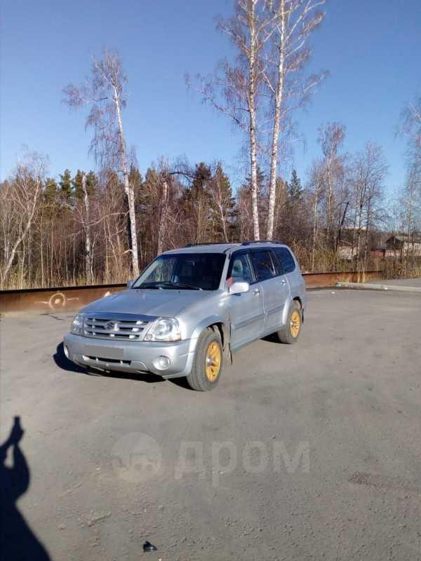 Suzuki Grand Vitara XL-7, 2004 год, 290 000 руб.