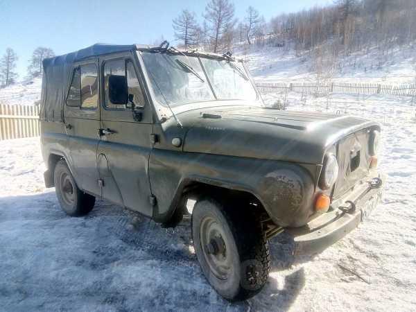 УАЗ 3151, 1992 год, 85 000 руб.