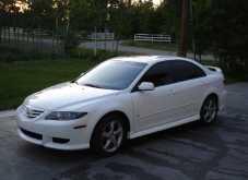 Красноярск Mazda6 2003