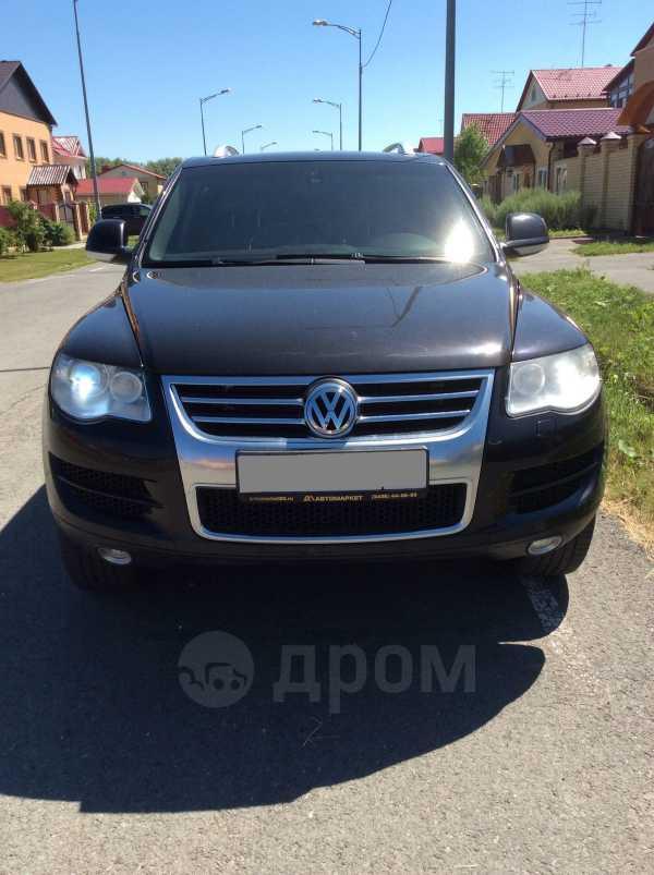 Volkswagen Touareg, 2008 год, 600 000 руб.