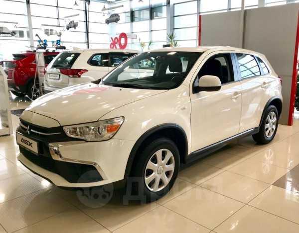 Mitsubishi ASX, 2017 год, 1 140 000 руб.