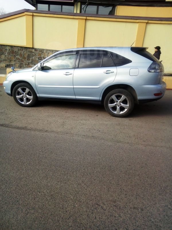 Toyota Harrier, 2003 год, 770 000 руб.