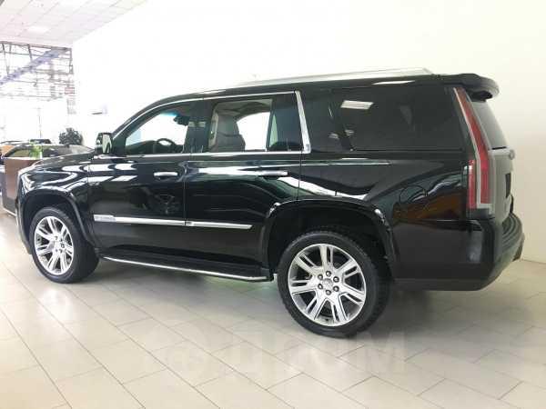 Cadillac Escalade, 2018 год, 4 590 000 руб.