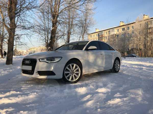 Audi A6, 2013 год, 1 100 000 руб.