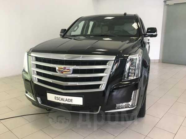 Cadillac Escalade, 2018 год, 4 940 000 руб.