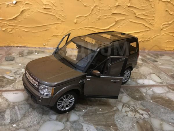 Land Rover Discovery, 2012 год, 1 650 000 руб.