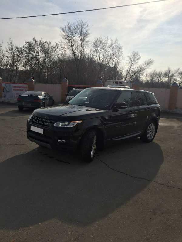 Land Rover Range Rover Sport, 2014 год, 2 300 000 руб.