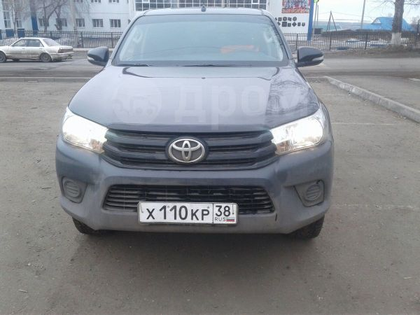 Toyota Hilux Pick Up, 2015 год, 1 398 365 руб.