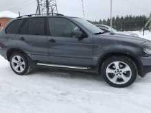 Сыктывкар BMW X5 2003