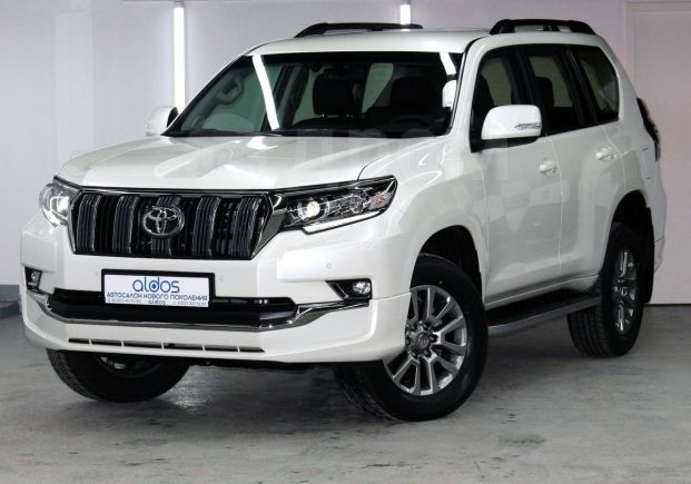 Toyota Land Cruiser Prado, 2019 год, 3 404 000 руб.
