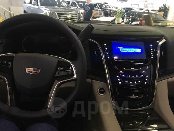 Cadillac Escalade, 2018 год, 5 740 000 руб.