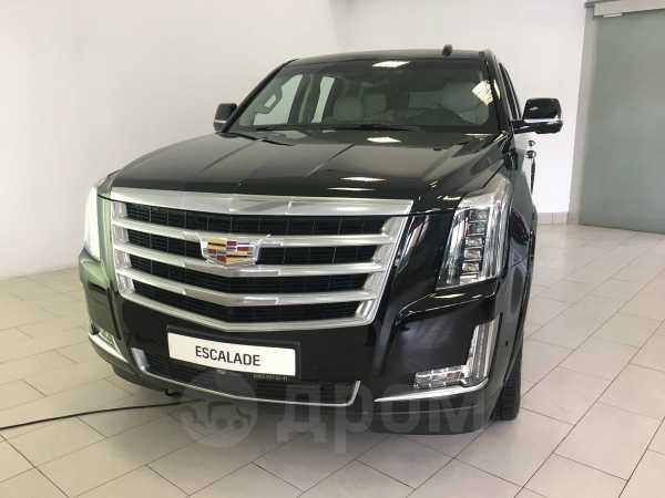Cadillac Escalade, 2018 год, 5 040 000 руб.