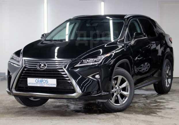 Lexus RX300, 2019 год, 3 098 000 руб.