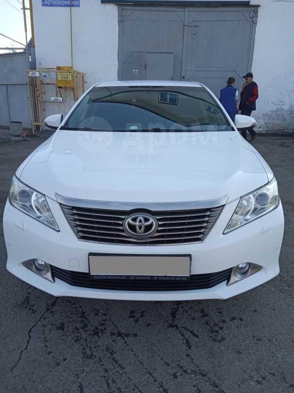 Toyota Camry, 2012 год, 985 000 руб.