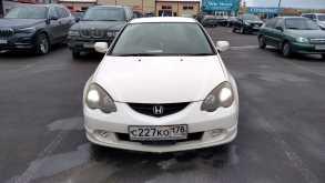 Honda Integra, 2001 г., Санкт-Петербург