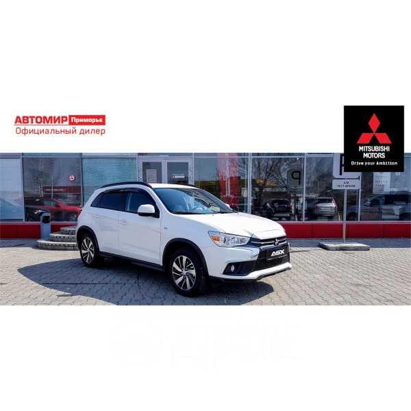 Mitsubishi ASX, 2018 год, 1 570 000 руб.