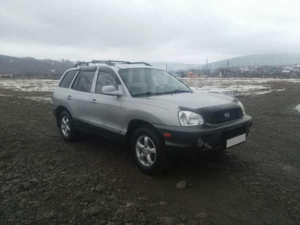 Hyundai Santa Fe, 2004 год, 400 000 руб.