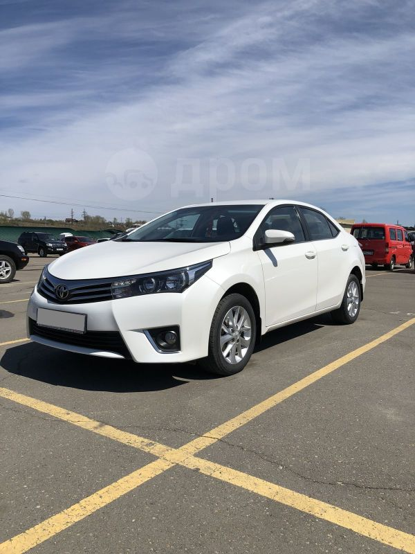Toyota Corolla, 2013 год, 897 000 руб.