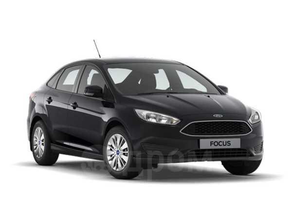 Ford Focus, 2018 год, 1 201 000 руб.