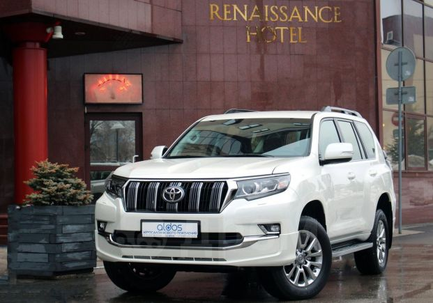 Toyota Land Cruiser Prado, 2018 год, 3 324 000 руб.