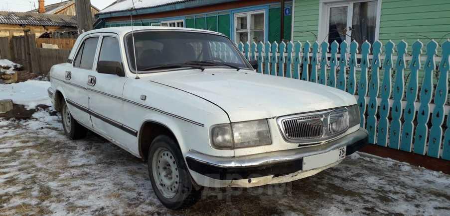 ГАЗ 3110 Волга, 1999 год, 45 000 руб.