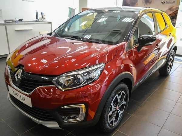 Renault Kaptur, 2018 год, 1 219 280 руб.