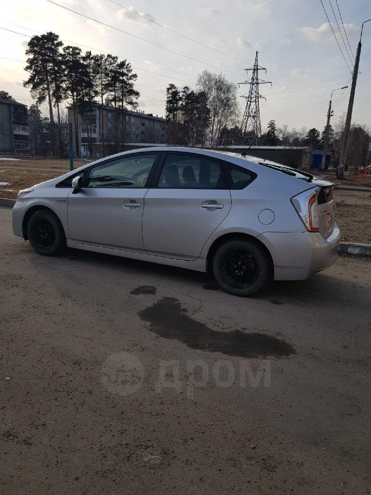 Купить, тойота, приус в, иркутской области : продажа, toyota, prius с пробегом
