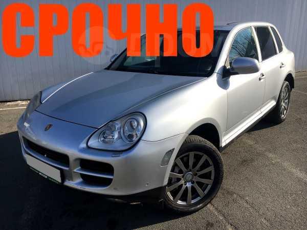 Porsche Cayenne, 2004 год, 375 000 руб.