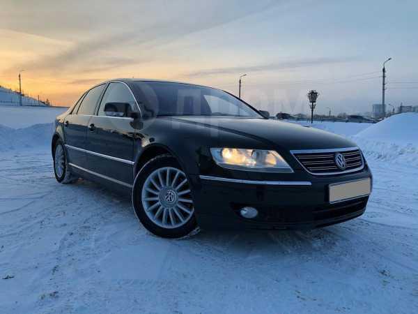 Volkswagen Phaeton, 2003 год, 500 000 руб.