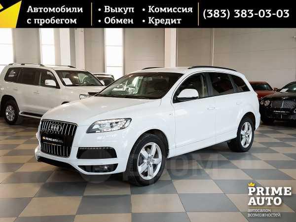 Audi Q7, 2012 год, 1 569 000 руб.