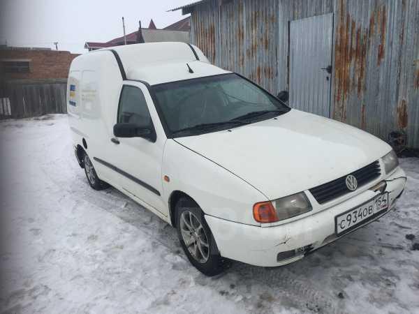 Volkswagen Caddy, 2000 год, 115 000 руб.