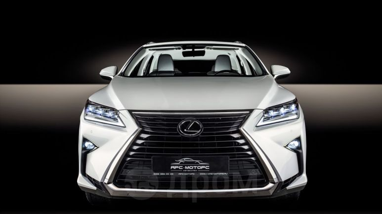Lexus RX300, 2018 год, 3 495 000 руб.