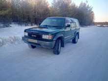 Северобайкальск Bighorn 1996
