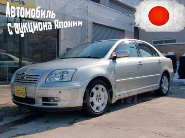 Toyota Avensis, 2004 год, 250 000 руб.