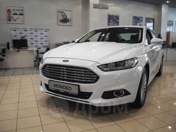 Ford Mondeo, 2018 год, 1 771 000 руб.