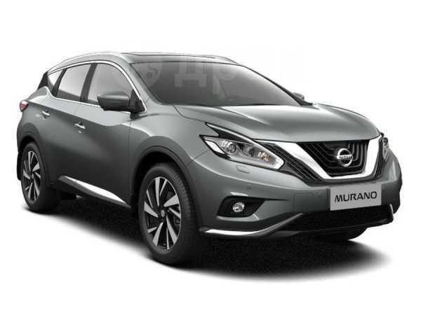 Nissan Murano, 2018 год, 3 122 000 руб.