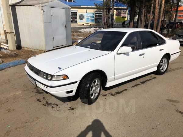 Nissan Cefiro, 1990 год, 80 000 руб.