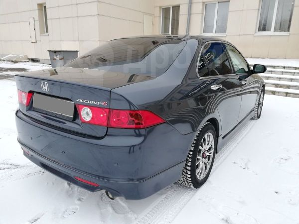 Honda Accord, 2005 год, 540 000 руб.
