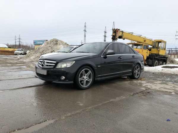 Mercedes-Benz C-Class, 2008 год, 730 000 руб.