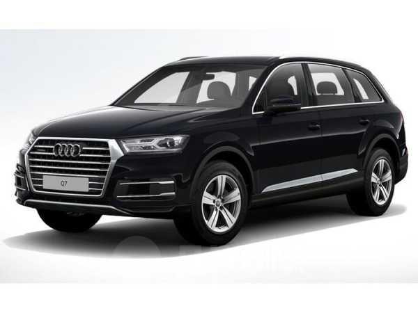 Audi Q7, 2018 год, 6 038 000 руб.