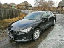 Ленинск-Кузнецкий Mazda6 2014