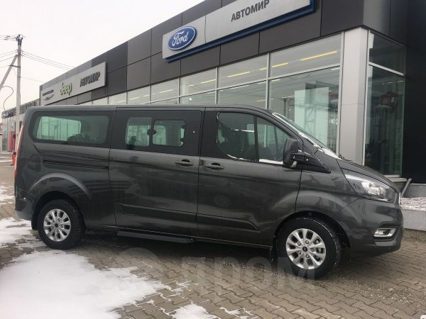 Ford Tourneo Custom, 2018 год, 2 601 500 руб.