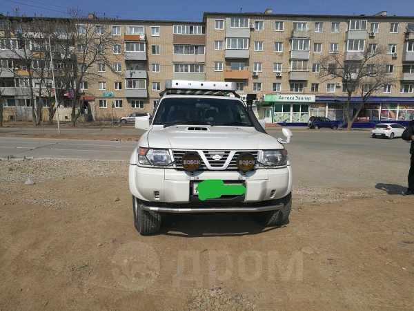 Nissan Safari, 1999 год, 555 000 руб.