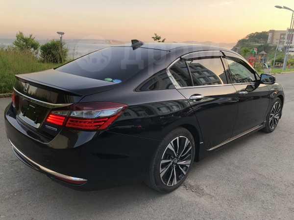 Honda Accord, 2016 год, 1 680 000 руб.