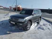 Якутск Land Cruiser 2005