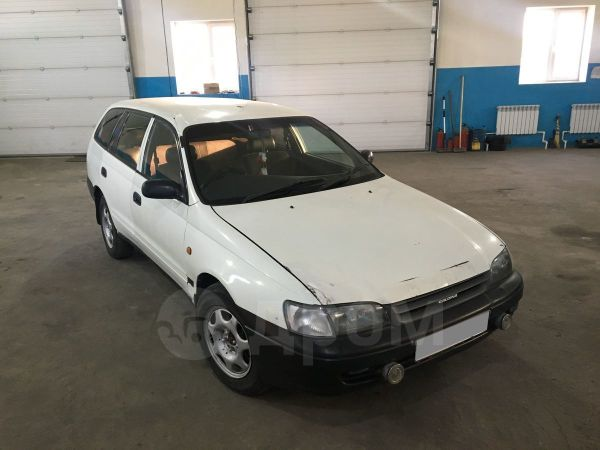 Toyota Caldina, 1995 год, 110 000 руб.