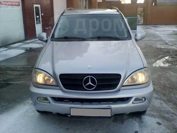 Mercedes-Benz M-Class, 1999 год, 465 000 руб.