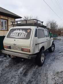 Карасук 4x4 2121 Нива 1993