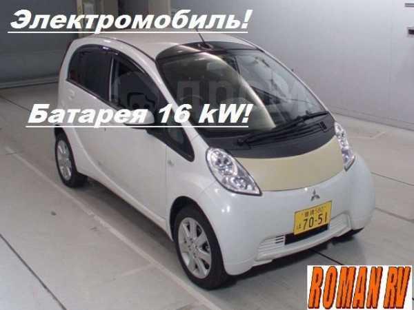Mitsubishi i-MiEV, 2011 год, 330 000 руб.